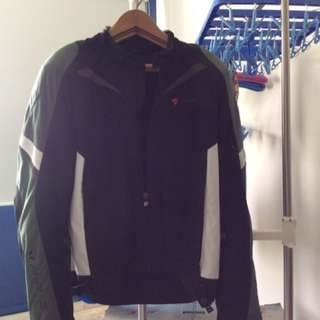 Dainese Air 3 textile jacket, size 56.