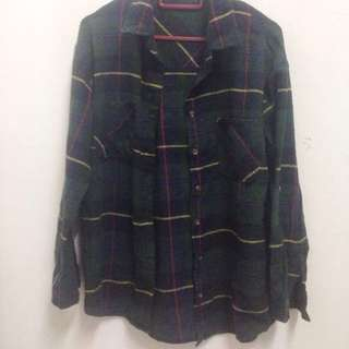 #Take10off blouse flannel