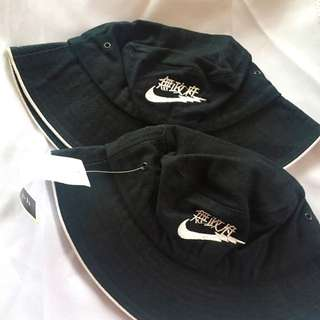 NIKE INSPIRED BUCKET HAT
