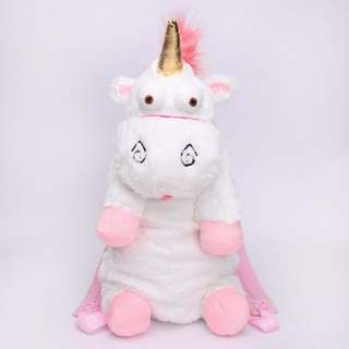 Mythical Unicorn Plush Backpack #FreeDelivery