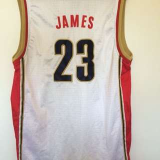 LeBron James 2003 Cleveland Cavaliers Jersey NBA