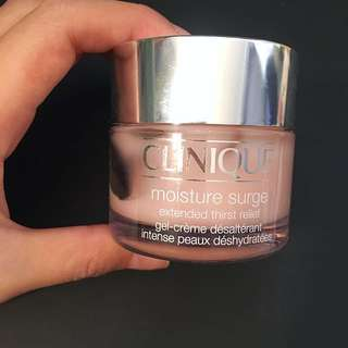 Clinique Moisture Surge Thirst Relief Oil-Free Moisturiser