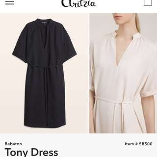 Aritzia babaton tony dress