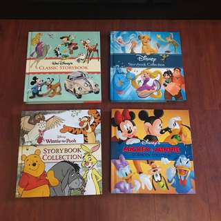 Walt Disney Storybook Collection