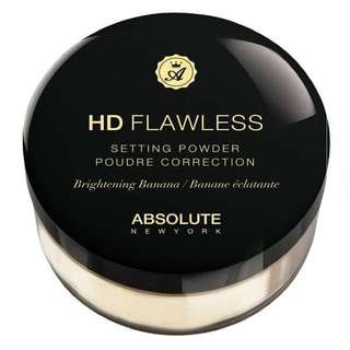 (RS) 💯 ORIGINAL ABSOLUTE NEW YORK HD FLAWLESS SETTING POWDER