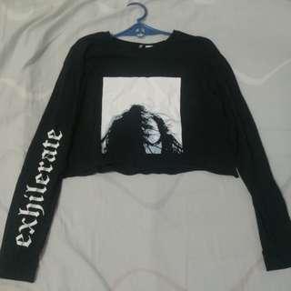 Crop top sweater (H&M)