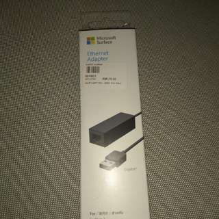 Ethernet connector for Microsoft surface pro