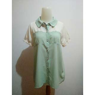 White Tosca Blouse