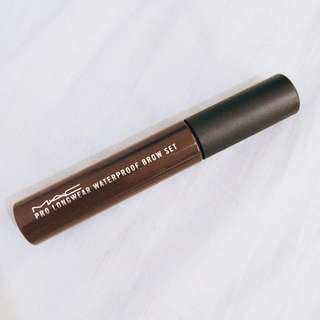 Mac Pro Longwear Waterproof Brow Mascara