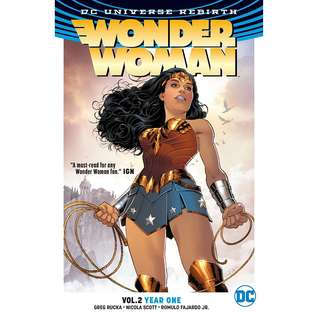 Wonder Woman Volume 2-3
