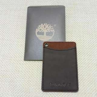 Timberland 皮革證件套