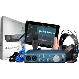 PreSonus AudioBox iTwo Studio (Bundle)