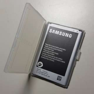 Samsung Note3 電池