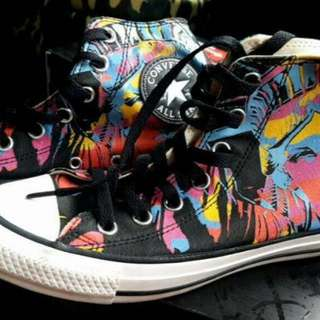 Unisex Converse Andy Warhol Limited Edition- Statue Of Liberty