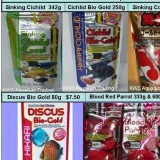 Fish food and others Aquarium product!