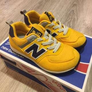 New Balance 574系列 兒童慢跑鞋