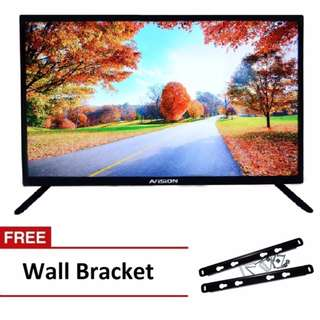 """Avision 40"""" Full HD LED TV with FREE Wall Bracket Free Delivery in all NCR Area Cash On Delivery Nationwide"""