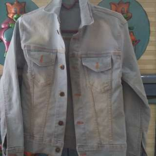 Jaket jeans light PROMO