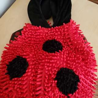 EUC Lady BUG costume - size 3-6M