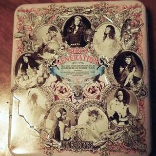 少女時代泰妍 Taeyeon SNSD girls' Generation The Boy Box Set