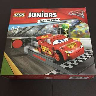Lego Cars Junior 10730 Lightning McQueen
