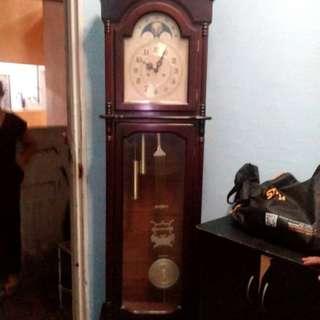 Jam lama ( berdiri)