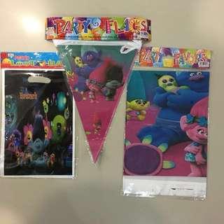 $3 Trolls Party supply
