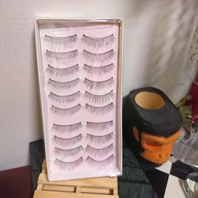 假睫毛-自然款  一盒入
