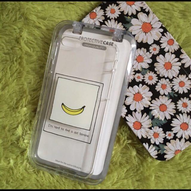 現貨-可愛香蕉手機殼