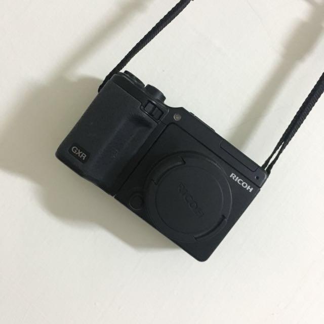 理光 GXR+S10 24-72m 鏡頭