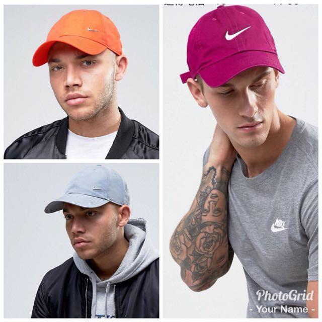 降  Nike Cap 老帽 英國購入