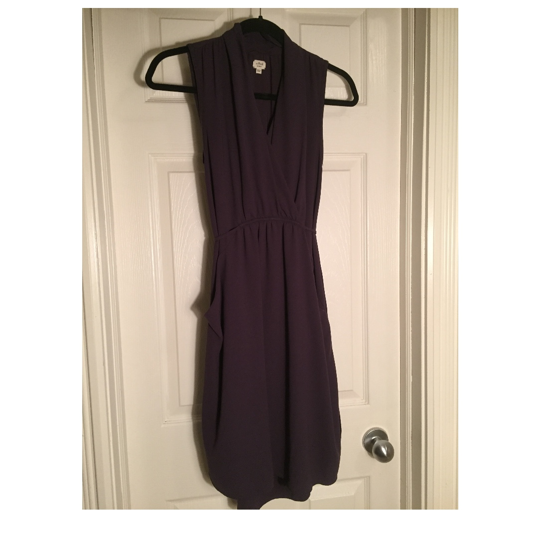 Aritzia - Wilfred Sabine Dress (long)