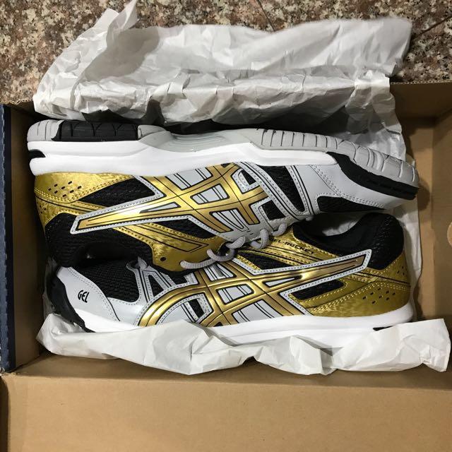 78610721f Asics Badminton Shoes