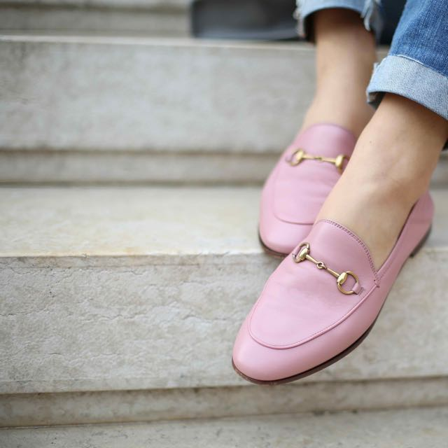 fd4fc8e05 Authentic Gucci Brixton Loafer on Carousell