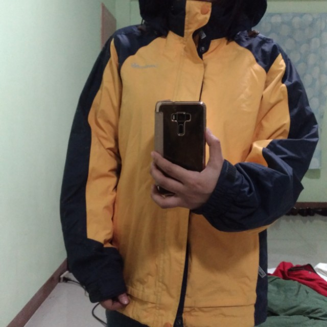 Authentic Leaveland Outdoor Jacket