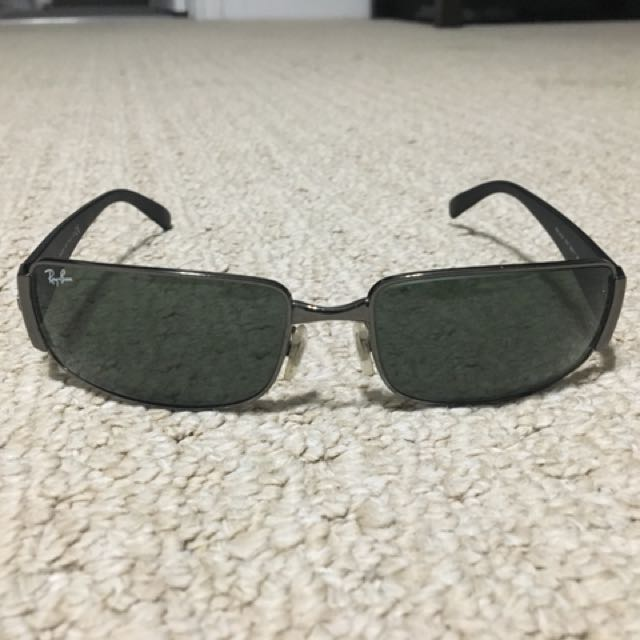 Authentic Men's Ray-Ban Sunglasses
