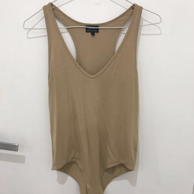 Bardot nude Body Suit