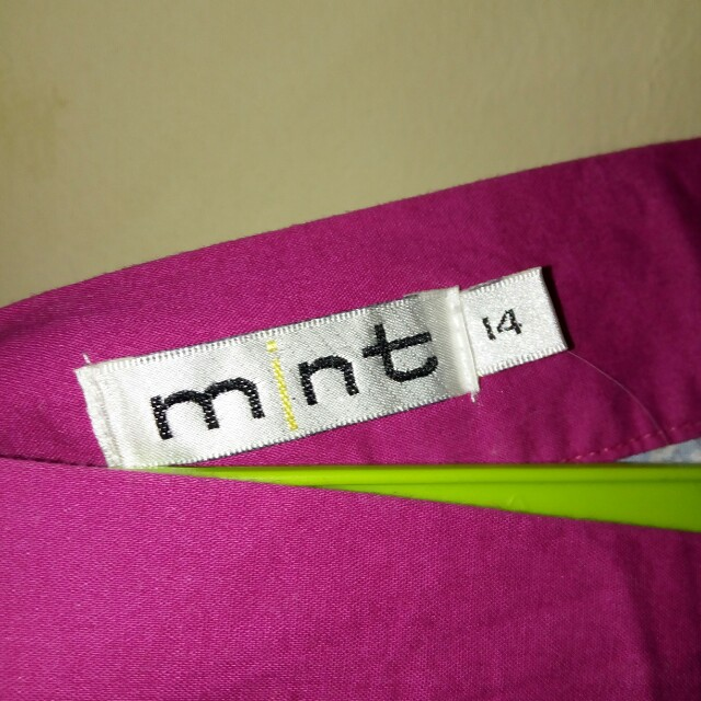 Batik merk mint