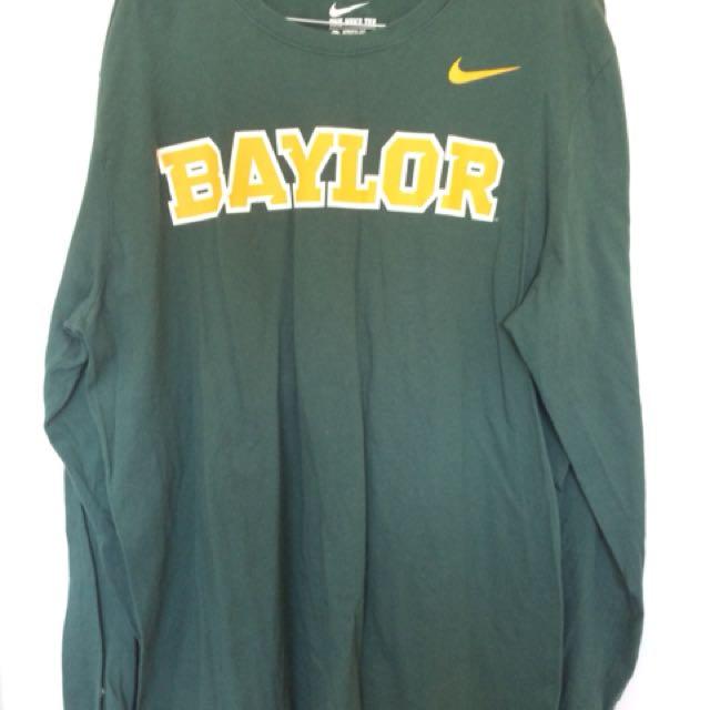 Baylor University Basketball Longsleeve