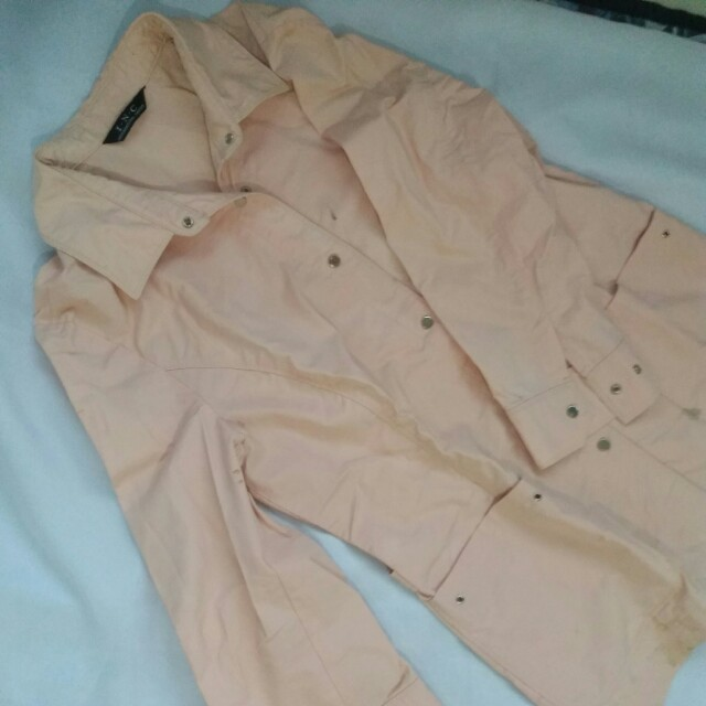 Beige color jacket