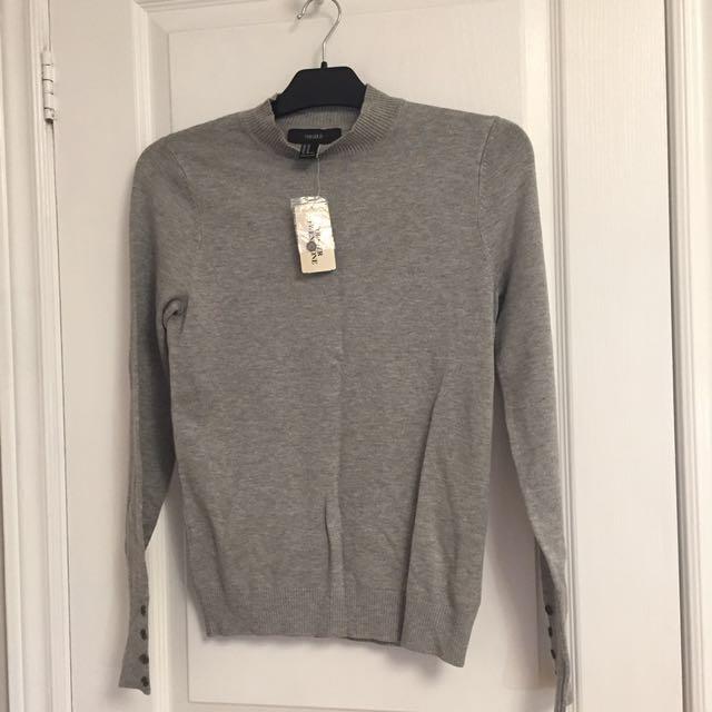BNWT Forever 21 Viscose Blend high neck sweater