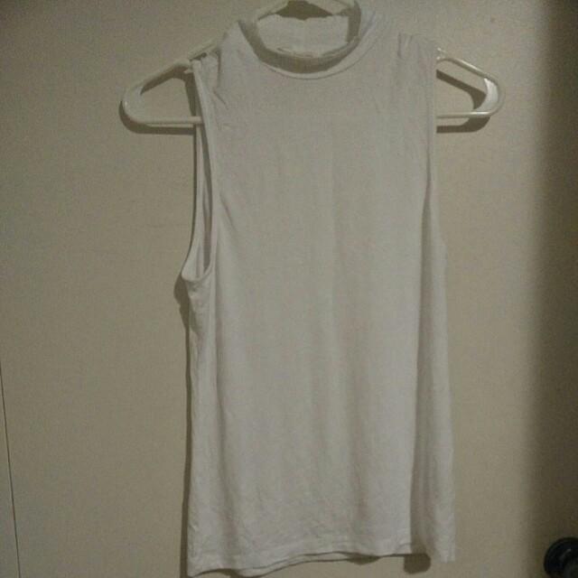 Brand new H&M White T-shirt