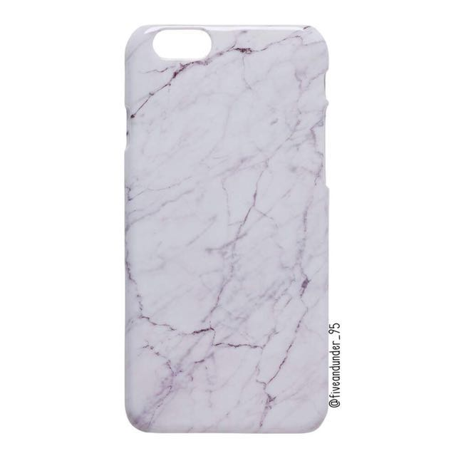 ✖️[BRAND NEW] SEED Heritage Marble Look iPhone Case