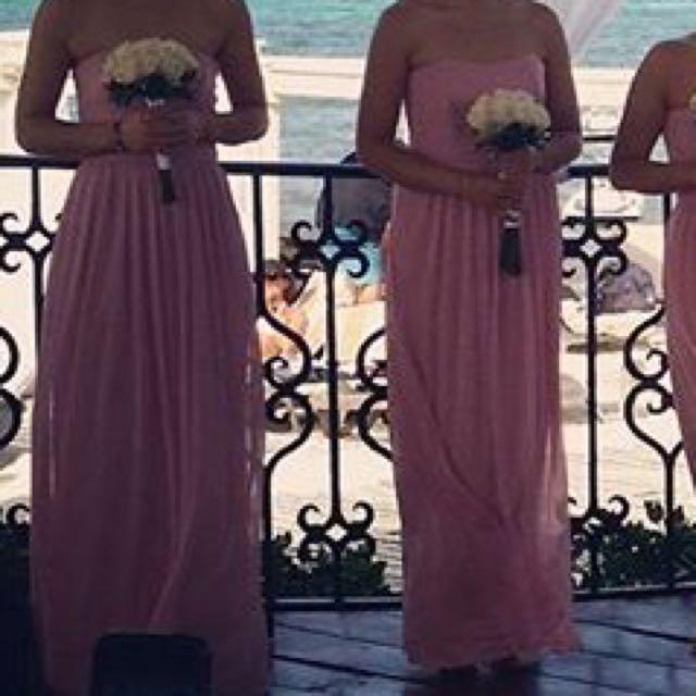 Bridesmaid dress Alfred Sung