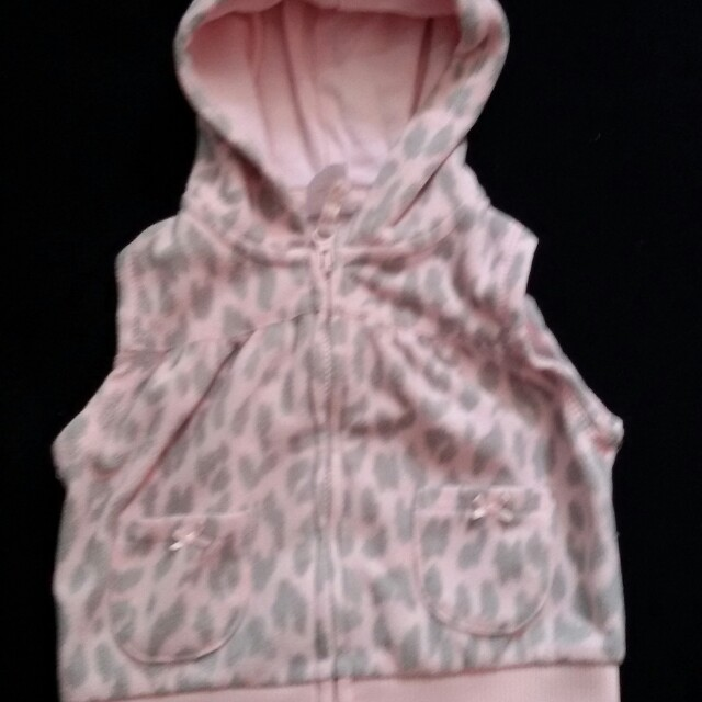 Carters cheetah jacket