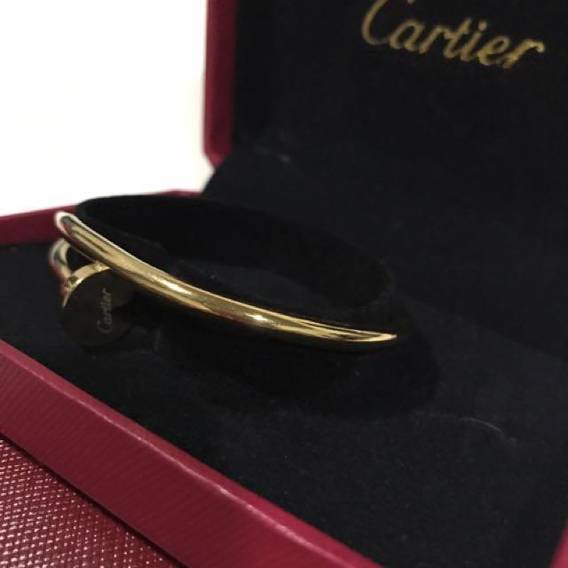 Cartier nail
