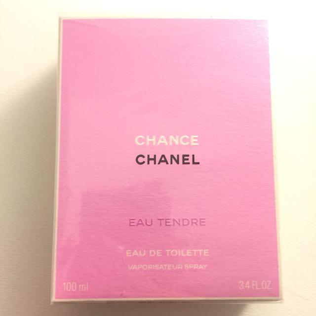 Chanel Chance Perfume[Pink] 100ml