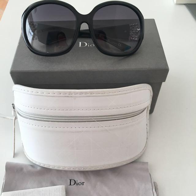 Christina Dior Sunglasses