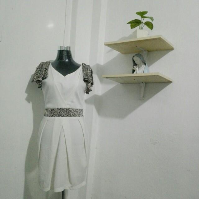 CLN White Dress