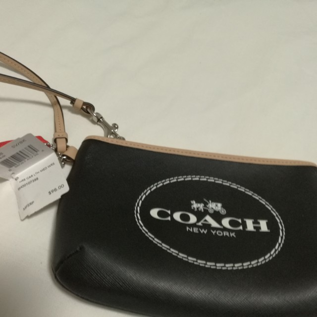 Coach Pouch, New